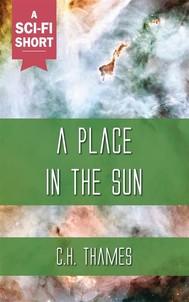A Place in the Sun - copertina