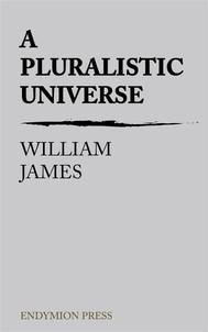 A Pluralistic Universe - copertina