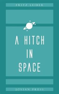 A Hitch in Space - copertina
