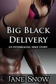 Big Black Delivery (Interracial Black MM/White F Erotic Tale) - Librerie.coop