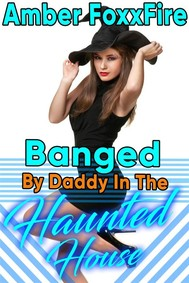 Banged By Daddy in the Haunted House - copertina