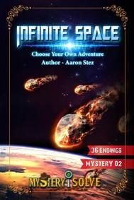 Infinite Space - Choose your own Adventure - copertina