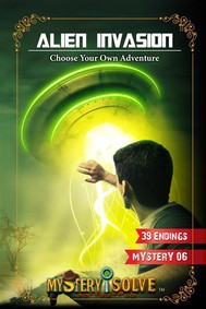 Alien Invasion - Choose your own Adventure - copertina