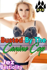 Busted By the Canine Cop - copertina