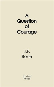 A Question of Courage - copertina