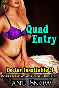 Doctor Insatiable 3: Quad Entry - Librerie.coop
