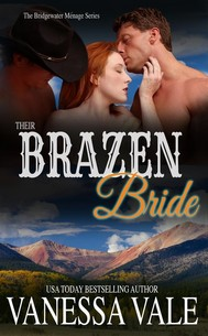 Their Brazen Bride - copertina