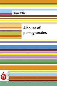 A house of pomegranates (low cos). Limited edition - copertina