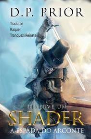 A Espada Do Arconte - copertina
