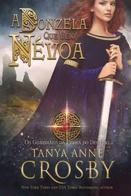A Donzela Que Veio Da Névoa - copertina