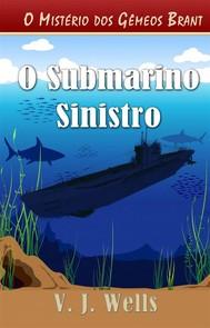 O Submarino Sinistro - copertina