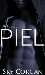 Antes De Piel - copertina