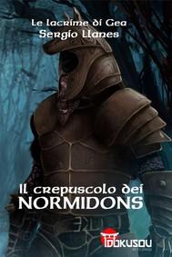 Il Crepuscolo Dei Normìdoni - copertina