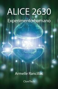 Alice 2630: Experimento Humano - copertina