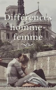 Différences Homme-Femme - Librerie.coop