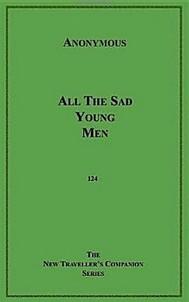 All the Sad Young Men - copertina