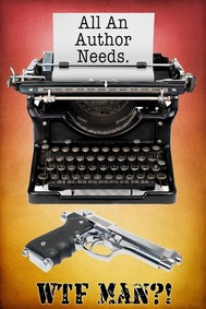 All An Author Needs - copertina