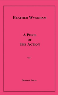 A Piece of the Action - copertina