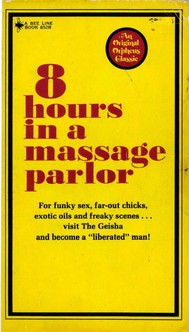 8 Hours In A Massage Parlor - copertina