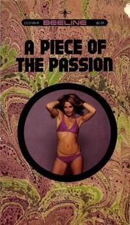 A Piece of the Passion - copertina