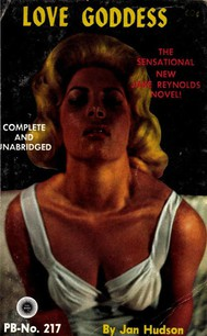 Love Goddess - copertina