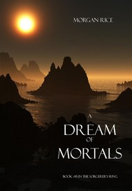 A Dream of Mortals (Book #15 in the Sorcerer's Ring) - copertina
