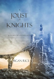 A Joust of Knights (Book #16 in the Sorcerer's Ring) - copertina
