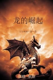 龙的崛起 (王与巫师-第一本) - copertina