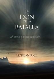 El Don de la Batalla (Libro#17 De El Anillo Del Hechicero) - copertina