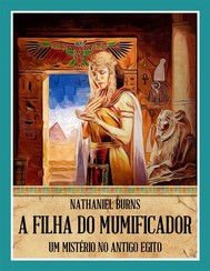 A Filha Do Mumificador - copertina