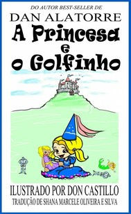 A Princesa E O Golfinho - copertina