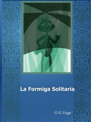A Formiga Solitária - copertina