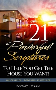 21 Escrituras Poderosas Para Ayudarle A Obtener La Casa Que Quiere - copertina