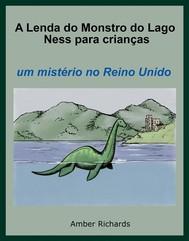 A Lenda Do Monstro Do Lago Ness Para Crianças - copertina