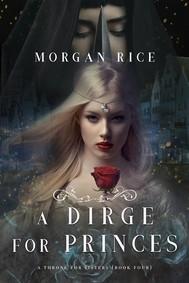 A Dirge for Princes (A Throne for Sisters—Book Four) - copertina