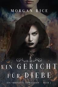 Ein Gericht für Diebe (Ein Thron für Schwestern—Buch Zwei) - copertina