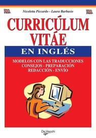 El curriculum vítae en inglés - copertina