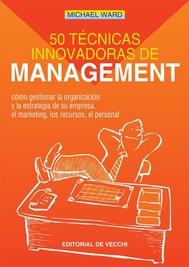 50 técnicas innovadoras de management - copertina