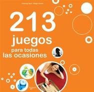 213 juegos para todas las ocasiones - copertina