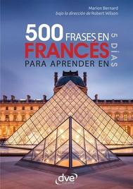 500 frases de francés para aprender en 5 días - copertina