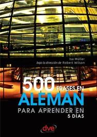 500 frases en alemán para aprender en 5 días - copertina