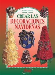 Crear las decoraciones navideñas - copertina