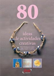 80 ideas de actividades creativas - copertina