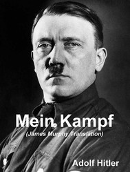 Mein Kampf (James Murphy Translation) - copertina