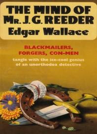 The Mind Of Mr. J. G. Reeder  - Librerie.coop