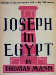 Joseph in Egypt - Librerie.coop