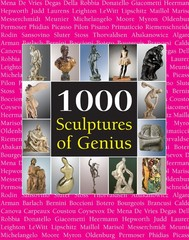 1000 Sculptures of Genius - copertina