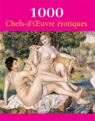 1000 Chefs-d'Œuvre  érotiques - copertina