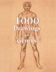 1000 Drawings of Genius - copertina