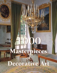 1000 Masterpieces of Decorative Art - copertina